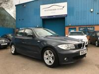 2005 BMW 118d SPORT 5dr DIESEL MANUAL # FSH # NEW CLUTCH, FLYWHEEL & BRAKES # HPI CLEAR
