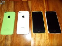 (2) X Apple iPhone's 5C (Spares or repair) (£40 Each)