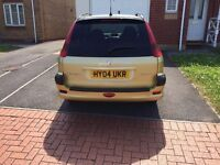 Peugeot 206 Estate 12months mot service history cheap on fuel and tax 1.4Sw big boot for work 695