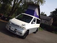 HI SPEC MAZDA BONGO 2.5 TD R REG DAY SURF MPV BUS/BRAND NEW COOLANT ALARM FITTED/S/HISTORY/ALLOYS