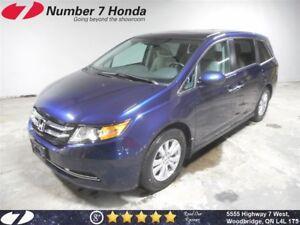 2015 Honda Odyssey EX| Backup Cam, Bluetooth, Power Group!