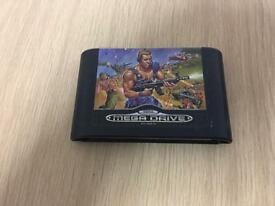 Mercs - Sega Mega Drive Game Loose Cart