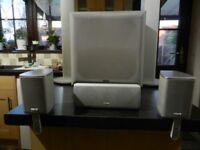 Teac 5.1 LS-800 Sound Surround Speakers