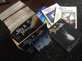 Sky & Telescope magazines