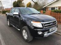 2012(62) Ford Ranger 3.2 Limited - 49700 Miles - Full Ford History