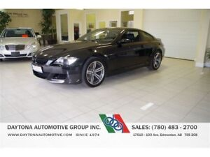2006 BMW M6 V10 500 HORSEPOWER NO ACCIDENTS LOW KMS!