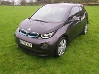 bmw i3 eletric just 4600 miles done