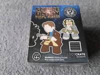 Science Fiction Vinyl collectors toy model