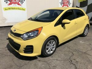 2016 Kia Rio EX, Automatic, Steering Wheel Controls,