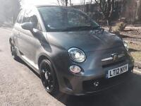 Abarth 500C Low Mileage & Loved