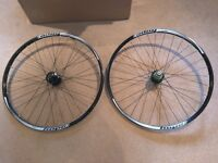 "SOLD - Hope Hoops Pro 4 Tech XC 26"" Wheelset - Almost Unused !!"