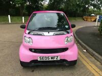 2005 SMART FOUR TWO THREE DOOR AUTOMATIC