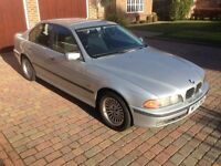 VERY LOW MILEAGE: 62,000m ONLY & LONG MOT to 29th Sept 2017, AUTO, AC, CD, Elec Win, Alloys, PS, VGC