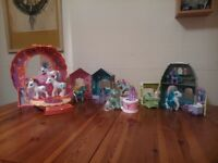 My Little Pony Bundle with some Barbie bits and other toys