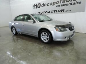 2005 Nissan Altima 2.5 S EXTRA - HITCH - ANTI-ROUILLE