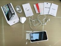 Apple iPhone 4S Black 16GB – Excellent Condition, boxed and complete (Vodafone) - £75.00