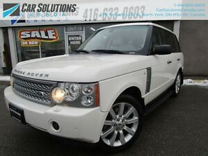 2008 Land Rover Range Rover Supercharged **SOLD**
