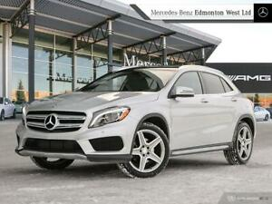 2015 Mercedes Benz GLA250 4MATIC SUV