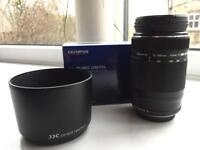Olympus 75-300mm micro 4/3 lens