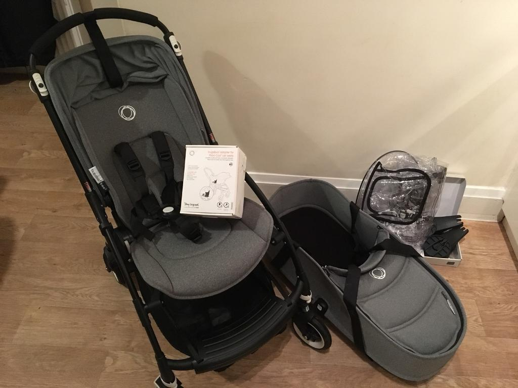 Bugaboo Bee 3 New in Grey