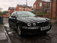 Jaguar X Type 2.5 V6 AWD - TAX AND MOT - BARGAIN