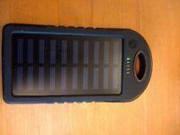 Maxtek Solar Power bank and LED Torch