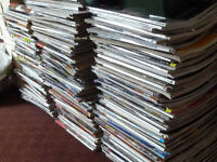 Approx 200 Guitar Magazines