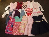 Baby girl clothes - 6-9 months