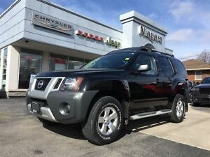 2013 Nissan Xterra BACKUP CAM,TOUCHSCREEN,4X4,
