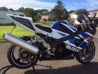 ***2003 Suzuki GSXR 1000 K3 12,920 Miles. Very Good Condition. See Photo's.***