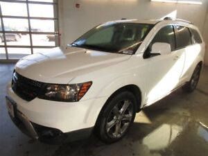 2015 Dodge Journey Crossroad- AWD! BACK-UP CAM! ALLOYS! LEATHER!