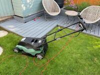 BoschUniversalRotak650 lawnmower
