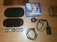 PS VITA OLED + 6 Games & 8GB Memory Stick