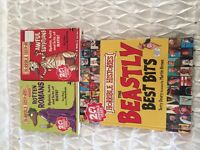 Selection of Horrible Histories books