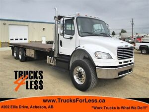 2013 Freightliner M2 T/A, NRC 40,000 LBS CARRIER!!!