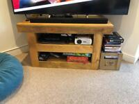 Kitchen table, TV unit & coffee table