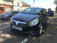 2008 Vauxhall Corsa SRI 1.6 Turbo Diesel Manual 3DOOR Hatchback