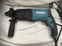 Erbauer sds plus hammer hammer drill