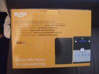 Bush 4269665 Audio Shelf System