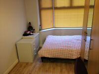 A spare double bedroom available in a clean and centrally located house to share with nice people