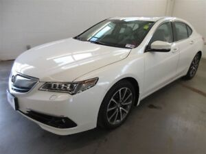 2016 Acura TLX Elite- AWD! FULLY LOADED! LOW KM! SAVE!