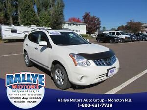 2013 Nissan Rogue S! AWD! EXT Warranty! Alloy! Sunroof!
