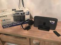 Sony speaker dock