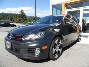 2011 Volkswagen GTI 5-Door / Brand new tires and brakes