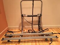 Bicycle carrier for 4x4 car