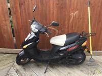 50 cc moped Scooter sport Direct Bikes 2015