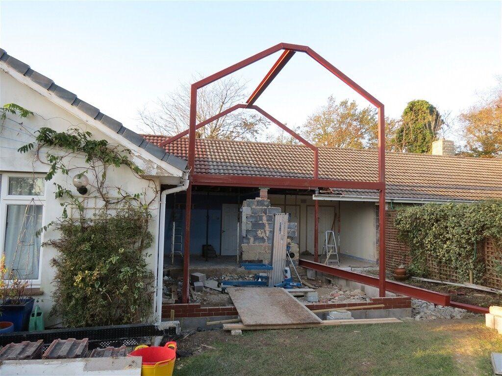 Welder Fabricator Structural Steel Fence Railings On