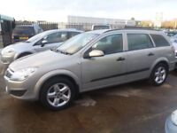 Vauxhall ASTRA Life CDTI,1686 cc Estate,clean tidy Estate,runs and drives well,dog guard,tow bar