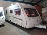 Swift Charisma 4 berth fixed bed 2007 caravan