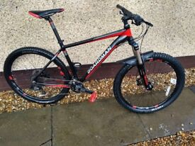 "Boardman mountain bike, 19"" frame, Good condition"